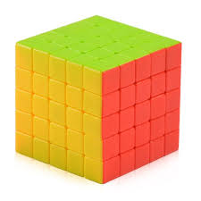 online cube buy emob high speed 5x5 magic stickerless rubik cube online best