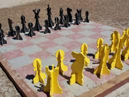 Resultado de imagen de creative handmade chess games