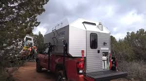 Kimbo Camper Converts Pickup Truck To Go-Anywhere RV