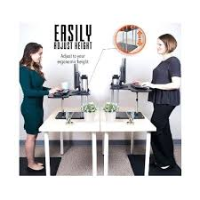 diy sit stand desk standing desk single level by stand steady diy sit stand desk plans