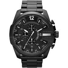 """men s diesel mega chief chronograph watch dz4283 watch shop comâ""""¢ mens diesel mega chief chronograph watch dz4283"""