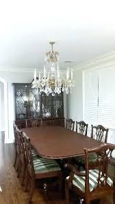 chandelier size for dining room determine ratio siz chandelier size