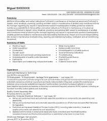 Apartment Maintenance Technician Resumes Apartment Maintenance Technician Resume Example The Lakes Of