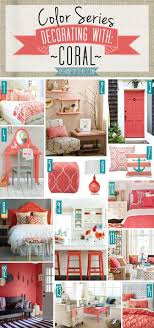 best 25 coral home decor ideas