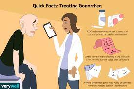 how gonorrhea is treated