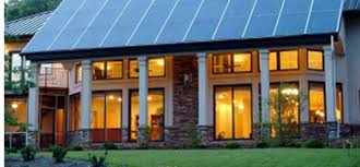 8 Homes That Generate More Energy Than They Consume  Inhabitat Solar Home Designs