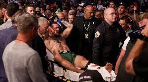 Conor McGregor feeling 'tremendous' after surgery on broken leg - CNN