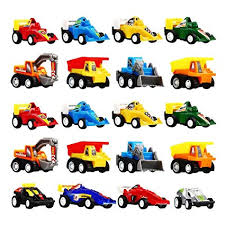 DIMY Toys for 3-6 Year Old Boy, Pull Back Cars 20 Pcs Gift Amazon.com: