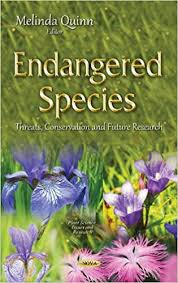 Amazon.com: Endangered Species: Threats, Conservation and Future Research  (Plant Science, Issues and Research) (9781634844048): Quinn, Melinda: Books