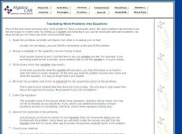 word problem equations translating word problems into equations diffeial equations word problem examples