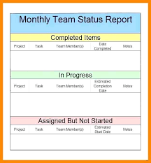 project weekly report format template project weekly status report template excel free phrase