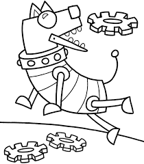 Small Picture Robot Coloring Pages Printable PARTAY Pinterest Robot