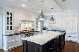 black kitchen cabinets with white marble countertops. White Kitchen Cabinets With Marble Countertops Ki On For Black U
