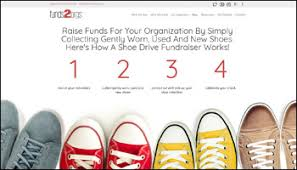 Shoe Drive Flyer Template 131 Amazingly Easy And Free Fundraising Ideas
