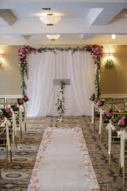 Elegant Wedding Reception Backdrops | ... wedding trends this season and  this elegant wedding