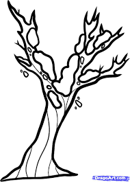 Small Picture Winter Tree Coloring Page Free Printable Coloring Pages Coloring