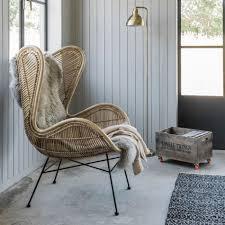 furniture ikea basket chair indoor wicker rattan