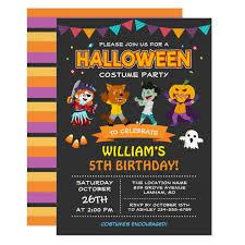 costume party invites most popular halloween party invitations custominvitations4u com