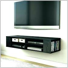 Floating Shelves For Dvd Player Etc Simple Floating Dvd Shelf Wall Mounted With For Player Shelves Sky Box
