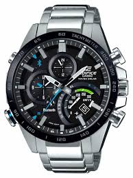 casio watches official uk retailer first class watches casio edifice bluetooth mens tough solar racer eqb 501xdb 1aer