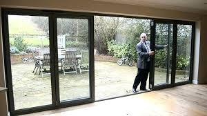 folding patio doors sliding door company reviews aluminum closet home depot andersen s