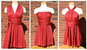 Infinity Dress Pattern Custom Little Red Infinity Dress Tutorial Sew Like My Mom