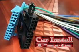 pontiac radio wire harness stereo wiring plug  image is loading pontiac radio wire harness stereo wiring plug 1988