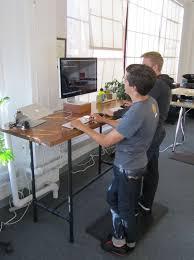 diy standing sitting desk luxury 107 best standing desks images on