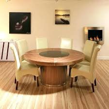 dining table round seats 6 room tables for chair size and