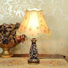 small bedside lamps table chandelier uk