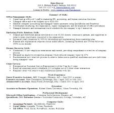 Example Of Computer Skills On Resumes 10 Computer Skills On Resume Example Far Wake