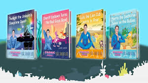 check out the cosmic kids yoga adventures story books fun kids the uk s children s radio station