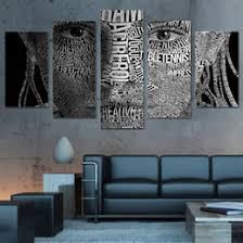 5pcs set framed hd printed words face typography wall art canvas print poster canvas pictures abstract oil painting artworks on poster wall art uk with shop framed word art uk framed word art free delivery to uk