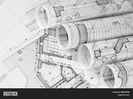 architecture blueprints. Brilliant Architecture Rolls Of Architecture Blueprints U0026 House Plans Inside Architecture Blueprints