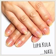 キラキラ夏ネイルイエローカラグラ Lupa Kula ページ