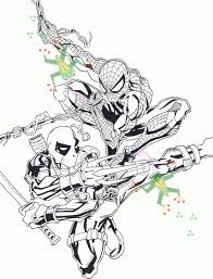Image Result For Deadpool And Spider