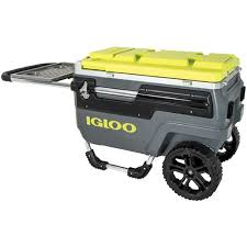 rotomolded cooler with wheels. all-terrain cooler rotomolded with wheels s