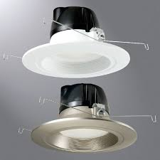 recessed light cooper led recessed lighting with introduces the halo led retrofit baffle trim for and