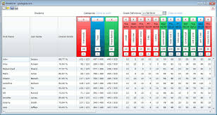 Simple Grading Software For Teachers Gradegrid Gradebook Software