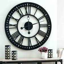oversized modern wall clock oversized modern wall clock large contemporary wall clocks old town clock decorative