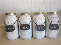 How To Decorate Mason Jars Jar Canisters 46