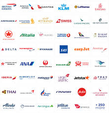 flights from over 300 airlines