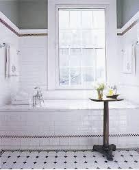 Bathroom With Tiles Wonderful White Subway Tile Bathroom Ceramic Wood Tile