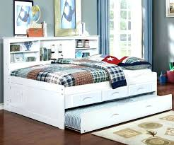 day bed with drawers day bed with drawers daybed drawers kids furniture white full size bookcase captains day bed with three and trundle by