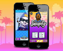 snoop lion unveils a photo editing and