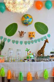 Sensationnel Deco Table Anniversaire Enfant Decoration De Table Pour ...