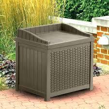 wicker bench with storage outdoor wicker storage bench wing outdoor wicker storage bench by