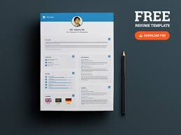 30 business resume templates free psd ai word eps absolutely free resume builder