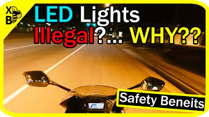 Are Underglow Lights Illegal In Pa Why Are Motorcycle Underglow Led Lights Illegal Safety Benefits