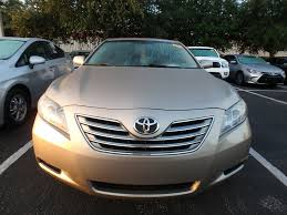 2007 Used Toyota Camry Hybrid 4dr Sedan at Central Florida Toyota ...